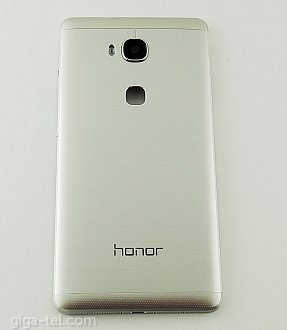 Honor 5X battery cover white - with logo