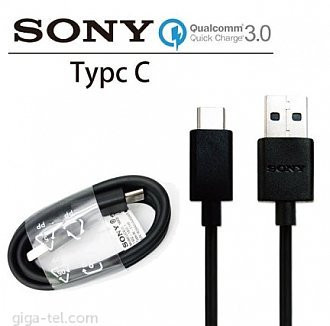 Sony UCB-20 data cable quick charger -