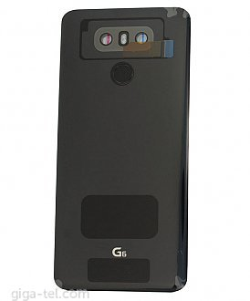 LG G6 back cover with fingerprint flex
