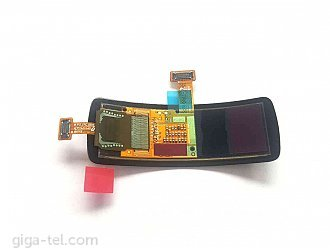 Samsung Galaxy Gear Fit LCD