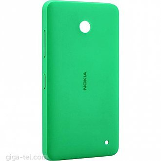Nokia 630 battery cover green matt