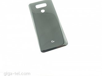 LG G6 battery cover  - without parts , OEM adhesive tape is including