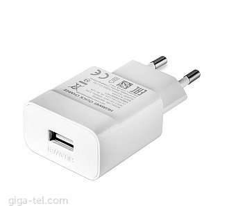 5V - 2A or 9V - 2A / fast charger
