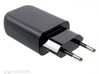 Qualcomm Quick Charge 3.0, 5V-2.5A / 9V-1.7A / 12V-1.25A , HTC P-5000