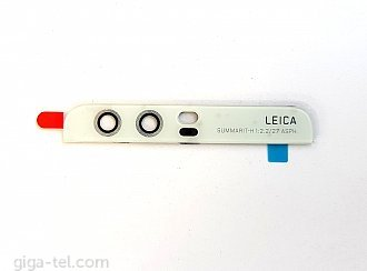 Huawei P10 camera lens white