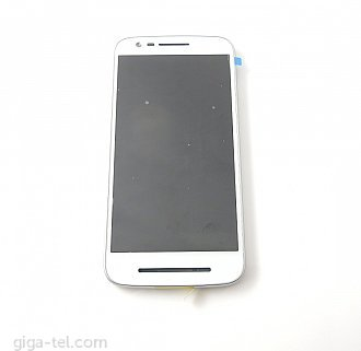 Lenovo Moto E3 LCD  with front cover