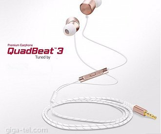 LG QuadBeat 3/4 LE631 Tuned by For AKG