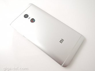 Xiaomi Redmi Note 4 4G battery cover silver / white