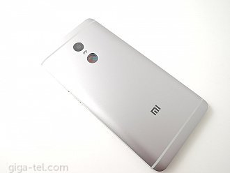 Xiaomi Redmi Note 4 battery cover grey