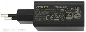 Fast charger 5V - 2A or 9V - 2A !
