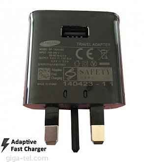 Samsung Galaxy S6 fast USB charger UK ,9V-1.67A/ 5V-2A