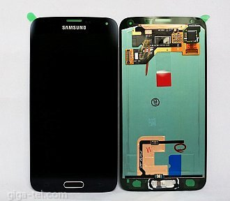 Samsung G900F LCD black refubrished