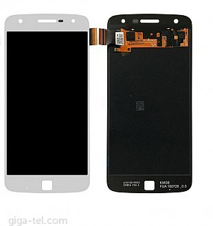 Lenovo Moto Z Play LCD+touch white