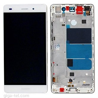 Huawei P8 Lite original LCD with frame