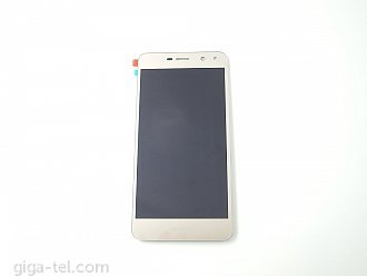 Huawei Y6 2017 LCD+touch gold