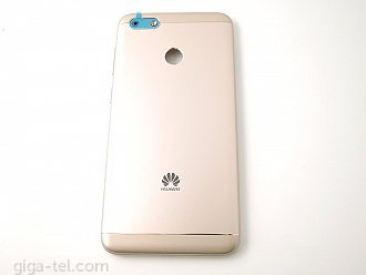 Cover with Huawei logo and camera glass