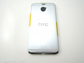 HTC 10 Evo battery cover silver with CE