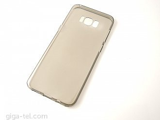 Samsung S8 Plus Ultra-thin TPU grey