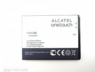 1300mAh - Alcatel One Touch 4022D Pixi 3 (3.5)
