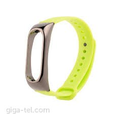 Xiaomi Mi Band 2 wristband yellow