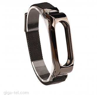 Xiaomi MiBand 2 Smart Bracelet Magnetic Buckle Wristband
