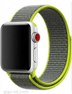 Apple watch 38mm Nylon strap loop edition