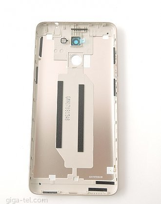 Huawei Y7 battery cover gold