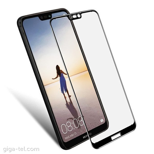 Huawei P20 Lite - 5D tempered glass