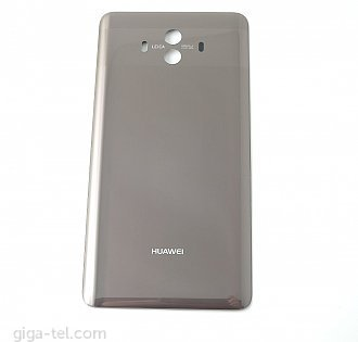 Huawei Mate 10 battery cover brown without adhesive tape