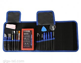 63pcs-in-1 SET of scrwdrivers and tools for telecommunication