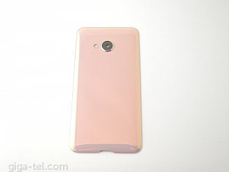 HTC U Play back cover pink