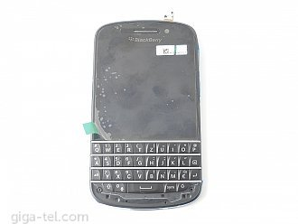 Blackberry Q10 full LCD with ui keypad