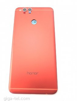 Honor 7X battery cover red