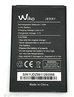 2000mAh / replacement