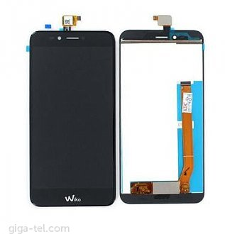 Wiko U Pulse Lite LCD+touch black