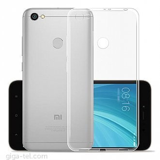 Xiaomi Redmi Note 5A Ultra-thin TPU white