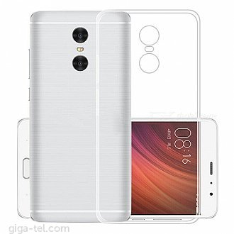 Xiaomi Redmi 5 Plus Ultra-thin TPU white