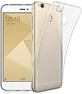 Xiaomi Redmi 4X Ultra-thin TPU white
