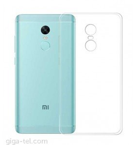 Xiaomi Redmi Note 4,Note 4X Ultra-thin TPU white
