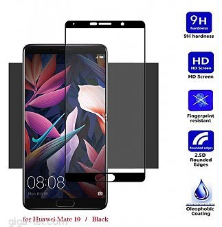 Huawei Mate 10 - 5D tempered glass