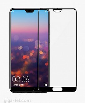 Huawei P20 Pro - 5D tempered glass black