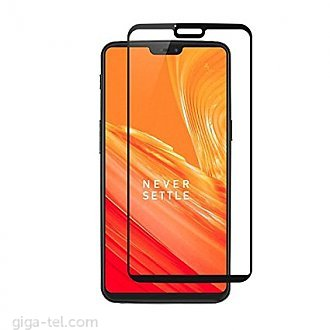 Oneplus 6 - 5D tempered glass