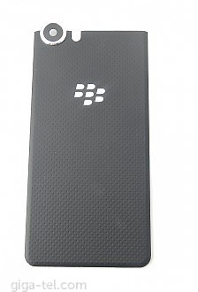 Blackberry Keyone battery cover black/silver
