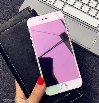 iPhone 6,7,8 mirror tempered glass