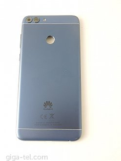 Huawei P Smart battery cover blue