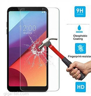 LG G7 tempered glass