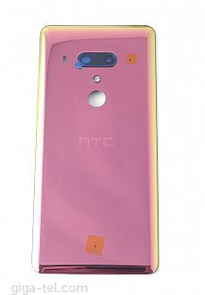 HTC U12 Plus cover without tape