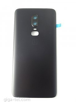 Oneplus 6 battery cover Midnight black