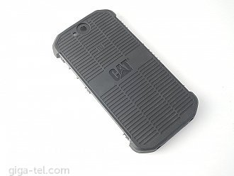 CAT S40 battery cover black