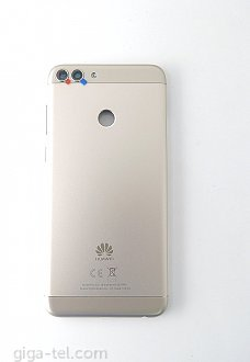 Huawei P Smart battery cover gold